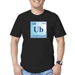 Unobtainium Men's Fitted T-Shirt (dark)