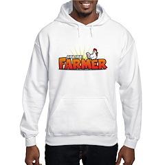 Online Farmer Hooded Sweatshirt