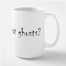 Ghost Hunting Got Ghosts Large Coffee Mug