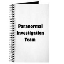 Ghost Hunting Paranormal Investigation Journal