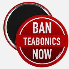 "Ban Teabonics Now 2.25"" Magnet (10 pack)"