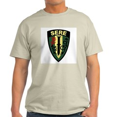 SERE Front - Brown Water Navy Back
