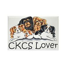 CKCS Lover Rectangle Magnet