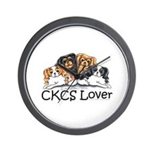 CKCS Lover Wall Clock