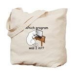 Which Program? Tote Bag