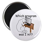 Which Program? Magnet