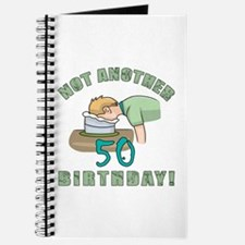 Not Another 50th Birthday! Journal