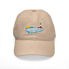 Fire Island Lighthouse Baseball Cap