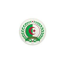 Algeria Wreath Mini Button
