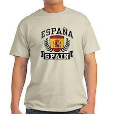 Espana Spain T-Shirt