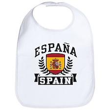 Espana Spain Bib