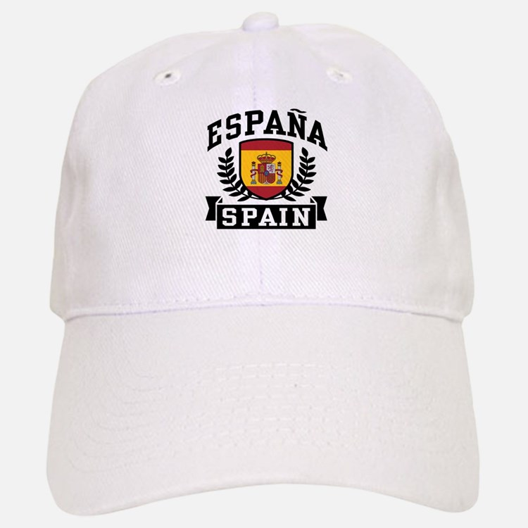 Espana Spain Baseball Baseball Cap