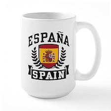 Espana Spain Mug