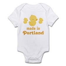 Made in Portland Infant Bodysuit