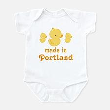 Made in Portland Infant Bodysuit