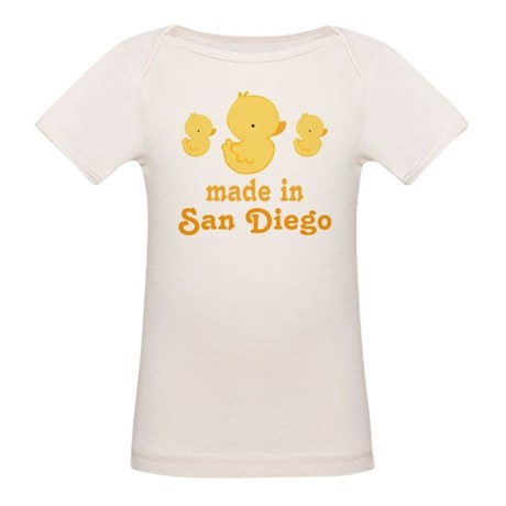 Made in San Diego Organic Baby T-Shirt