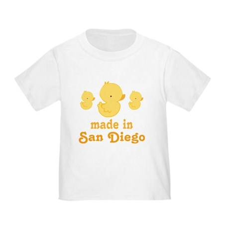 Made in San Diego Toddler T-Shirt