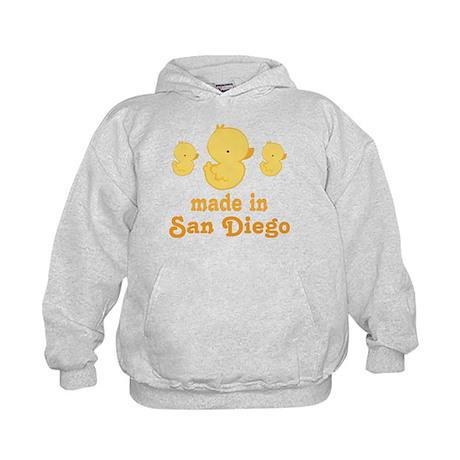 Made in San Diego Kids Hoodie