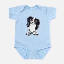 Tricolor Shake Infant Bodysuit