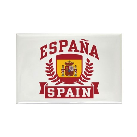 Espana Spain Rectangle Magnet