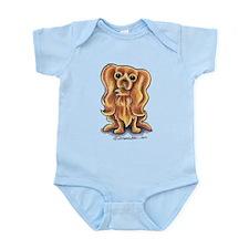Precious Ruby CKCS Infant Bodysuit
