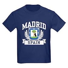 Madrid Spain T