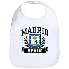Madrid Spain Bib