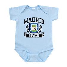 Madrid Spain Infant Bodysuit