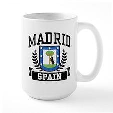 Madrid Spain Mug