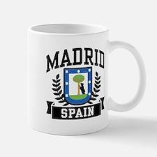 Madrid Spain Small Small Mug