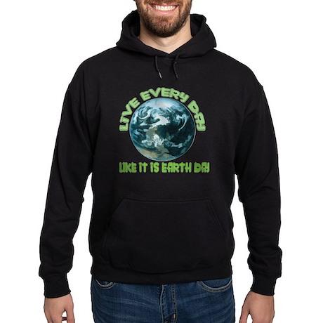 EARTH DAY Hoodie (dark)