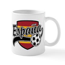 Espana Soccer Mug