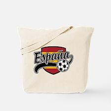 Espana Soccer Tote Bag