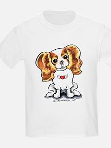 Blenheim CKCS Rocker T-Shirt