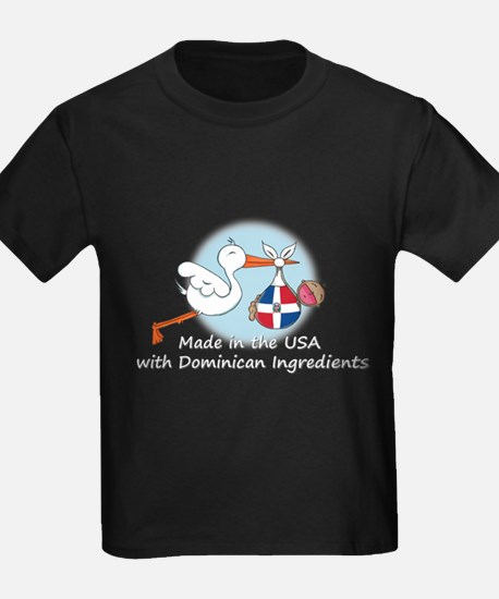 Stork Baby Dominican Rep. USA T