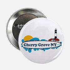 "Cherry Grove - Fire Island 2.25"" Button"