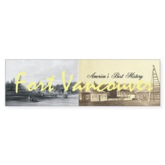 ABH Fort Vancouver Sticker (Bumper 50 pk)