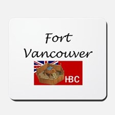 ABH Fort Vancouver Mousepad