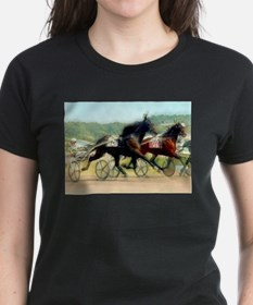 Harness horse racing trotter present gift idea Wom