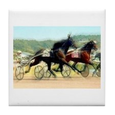 Harness horse racing trotter present gift idea Til