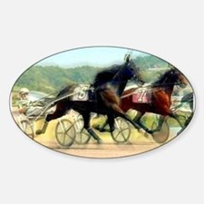 Harness horse racing trotter present gift idea Sti