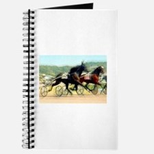 Harness horse racing trotter present gift idea Jou