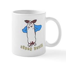 Cute Super bunny Mug