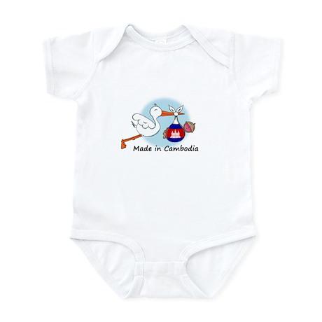 Stork Baby Cambodia Infant Bodysuit