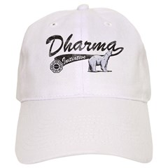 LOST Dharma Initiative Polar Bears Baseball Cap