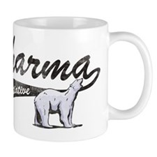 LOST Dharma Initiative Polar Bears Mug