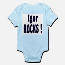 Igor Rocks ! Infant Creeper