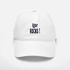 Igor Rocks ! Baseball Baseball Cap