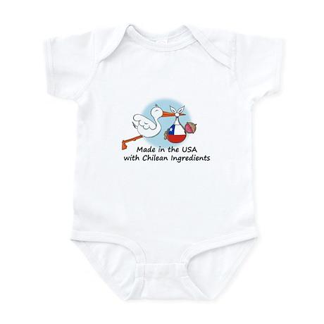 Stork Baby Chile USA Infant Bodysuit