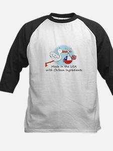 Stork Baby Chile USA Tee